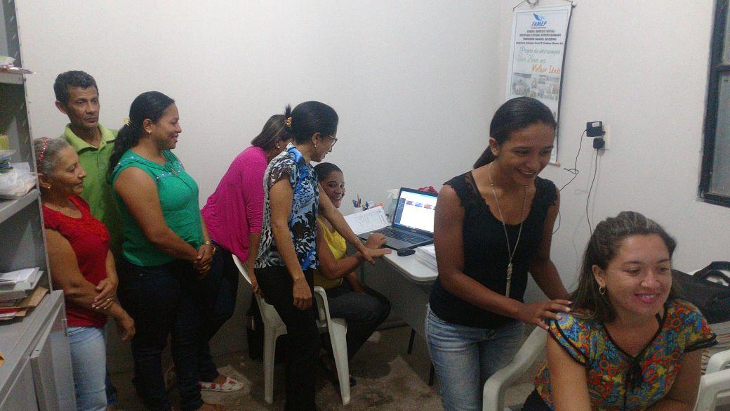 Município de Cabeceiras recebe plataforma tecnológica da SASC