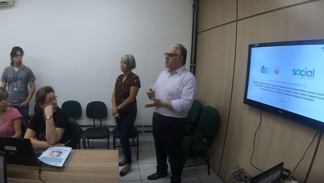 Prefeitura de Itu comemora a implantação da plataforma PPI